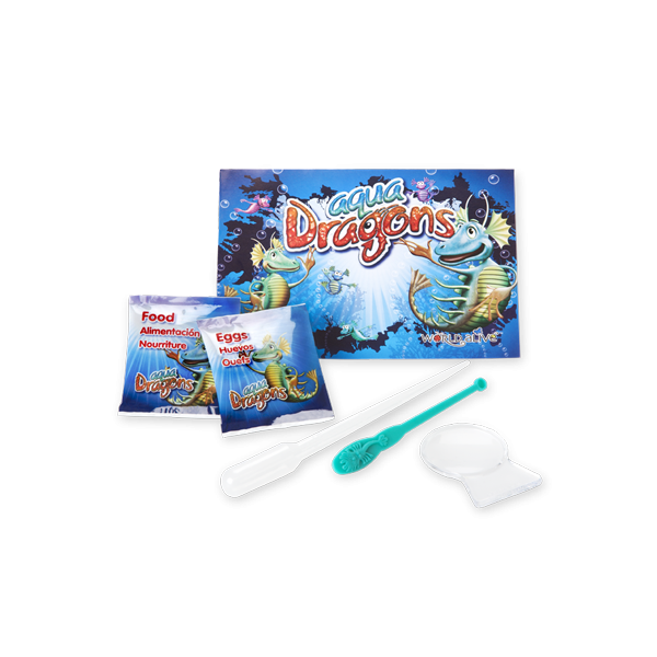 Aqua dragons package