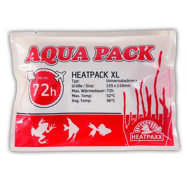 Heat pack 72uur