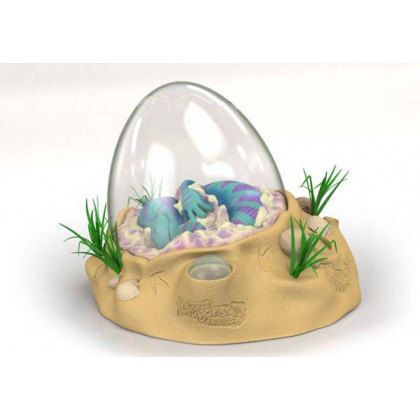 Aqua Dragons Jurassic Eggspedition LED Out of box