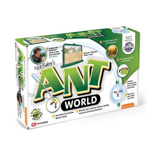Mieren voor Mierenboerderij zand Antworld