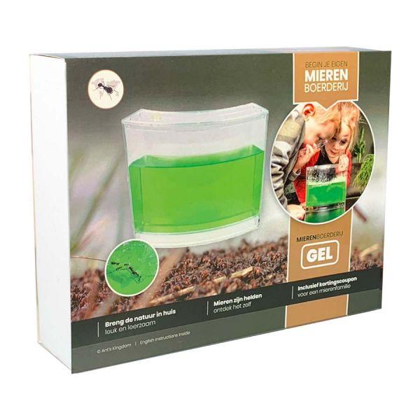 Mierenboerderij gel package
