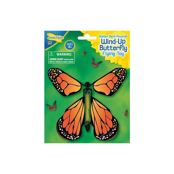 Opwind Vlinder, vliegend speelgoed variant 2