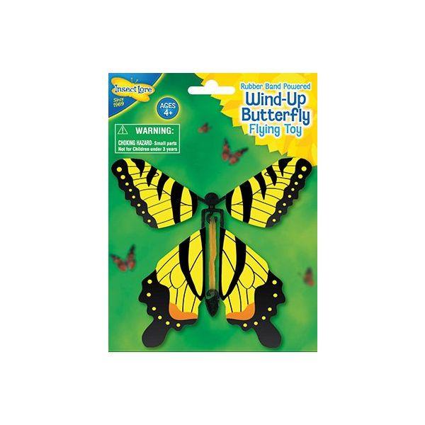 Opwind Vlinder, vliegend speelgoed variant 3