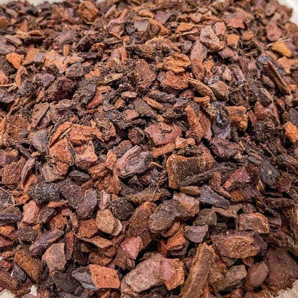 red pine bark bodembedekking