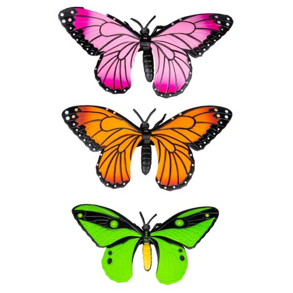Rubber Butterfly overview