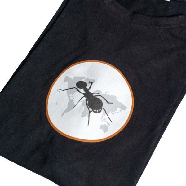 close up logo shirt