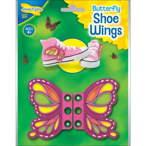 Vlinder schoenveter vleugels variant 2