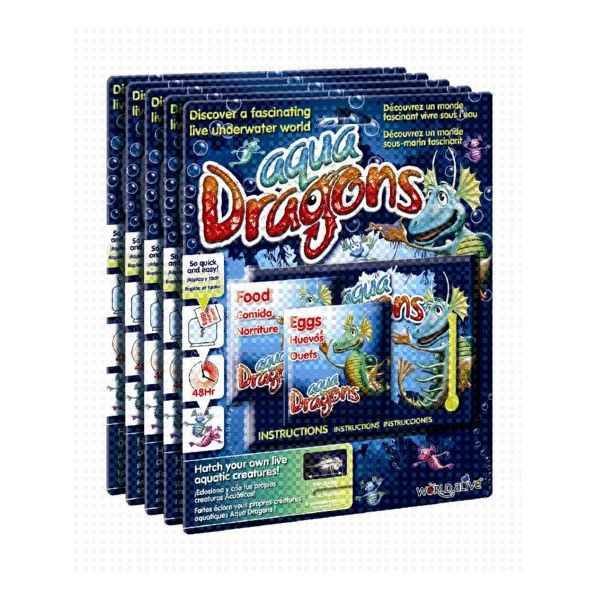 Aqua Dragons - Sea Monkeys - Blister Pack