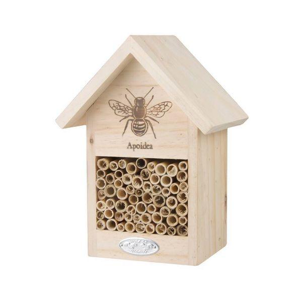 Bijenhuis zijkant