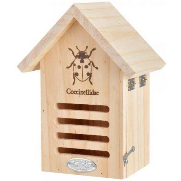Lieveheersbeestjes Huisje zijkant