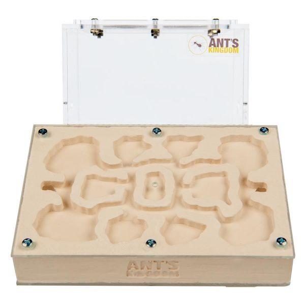 Mierenboerderij Gips Master Set