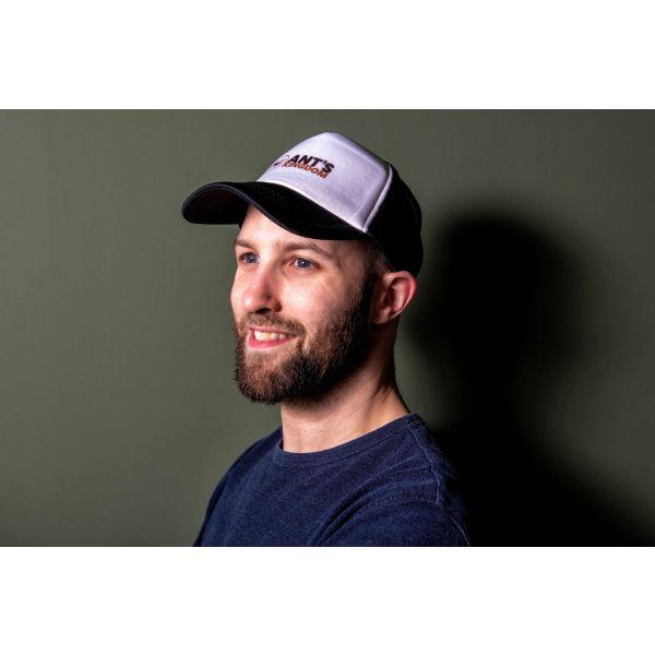 sideview trucker cap ants kingdom