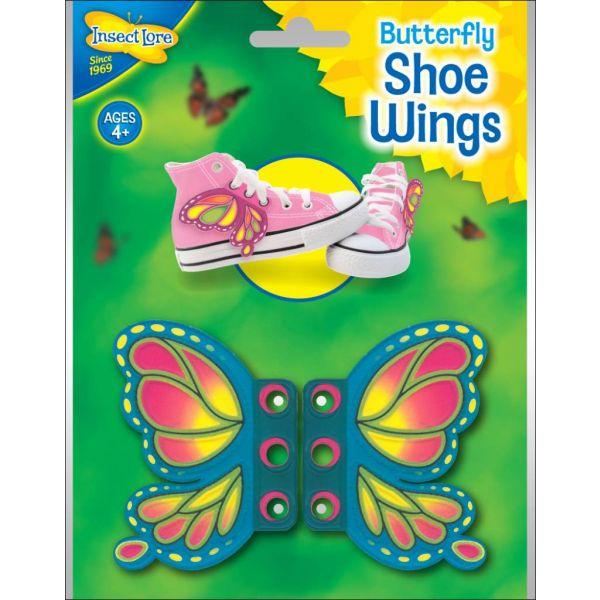 Vlinder schoenveter vleugels variant 1