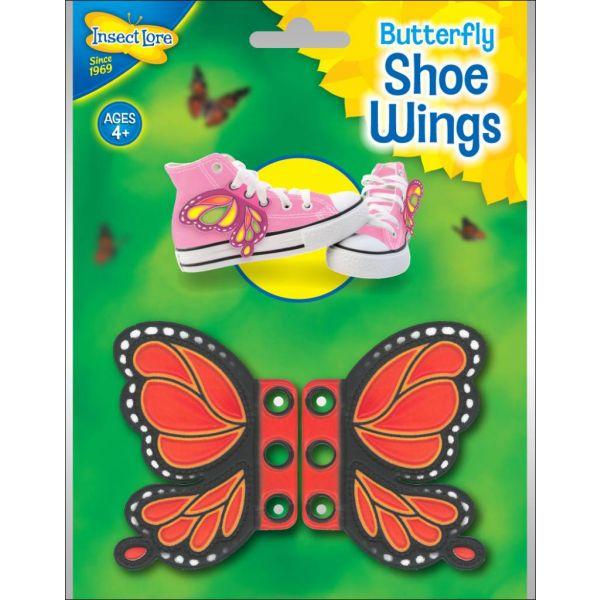Vlinder schoenveter vleugels variant 4